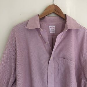 Brooks Brothers Oxford Dress Shirt